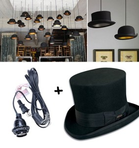 lamparas-hechas-con-sombreros-muy-ingenioso-1